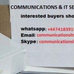 Communications & IT Services