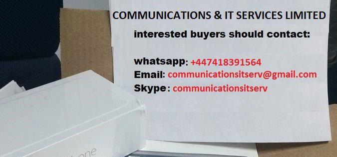 Communications & IT Services